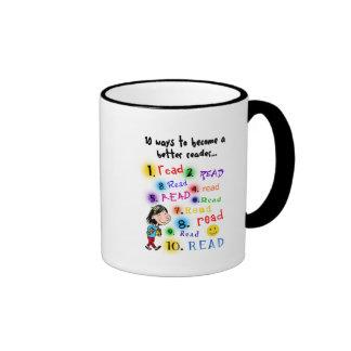 Read Better Ringer Mug