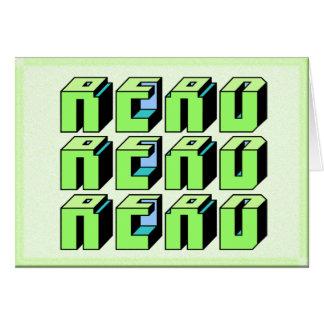 Read - Blocks Card