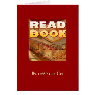 Read Book More Book Card