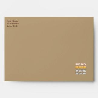 Read Book More Book Envelope