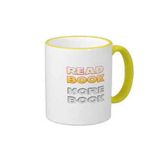 Read Book More Book Coffee Mugs