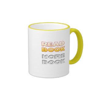 Read Book More Book Ringer Coffee Mug