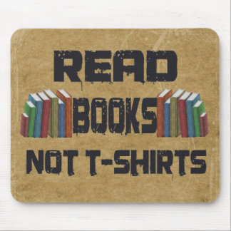 Read Books Mouse Pad