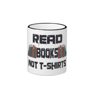 Read Books Ringer Mug