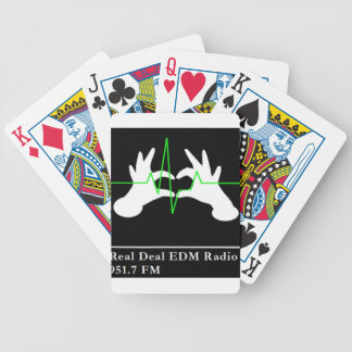 Read Deal EDM Playing Cards