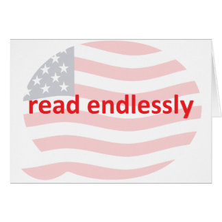 Read Endlessly Card
