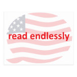 Read Endlessly Post Card