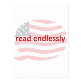 Read Endlessly Postcard