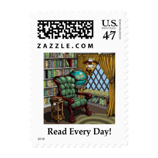 Read Every Day! Postage