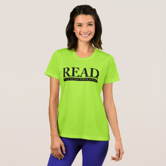 READ - Exercise Your Mind T-Shirt