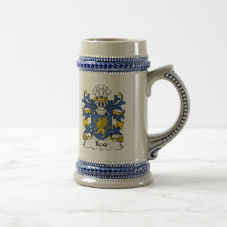 Read Family Crest Beer Stein