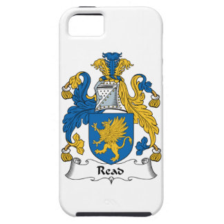 Read Family Crest iPhone 5 Case