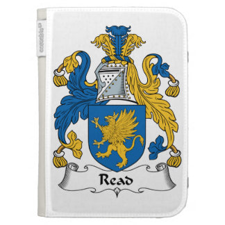 Read Family Crest Kindle Keyboard Covers