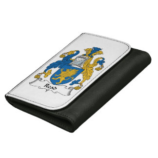 Read Family Crest Leather Wallet For Women