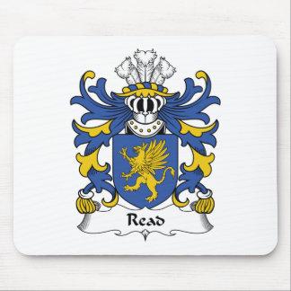 Read Family Crest Mouse Mat