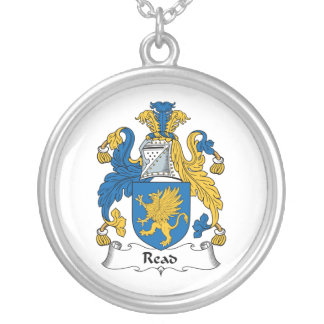 Read Family Crest Necklaces