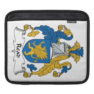 Read Family Crest Sleeves For iPads