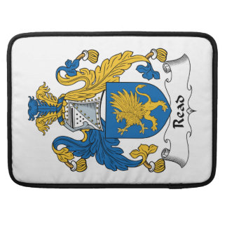 Read Family Crest Sleeves For MacBook Pro