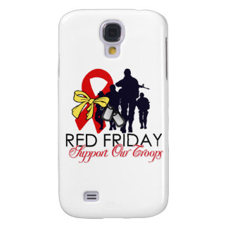Read Friday - Support Our Troops Samsung Galaxy S4 Cover
