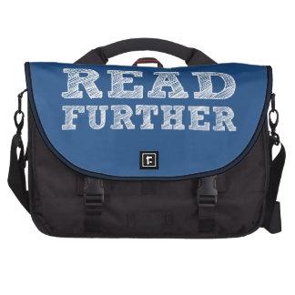 Read Further Laptop Bag