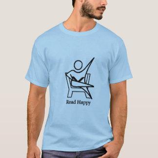Read Happy 02 T-Shirt