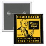 Read Hayek Button Button