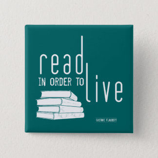 Read In Order To Live Button