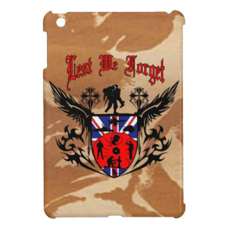 READ incoming goods FORGET…. university Ted Kingdo iPad Mini Cover