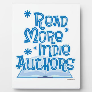 Read Indie Authors Plaque