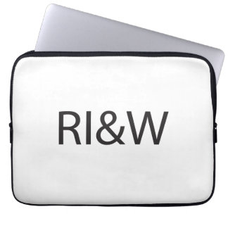 Read It And Weep.ai Laptop Computer Sleeve