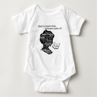 Read Jane Austen Baby Bodysuit