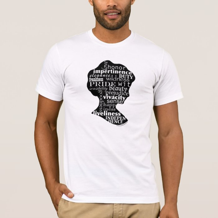 Read Jane Austen T-Shirt