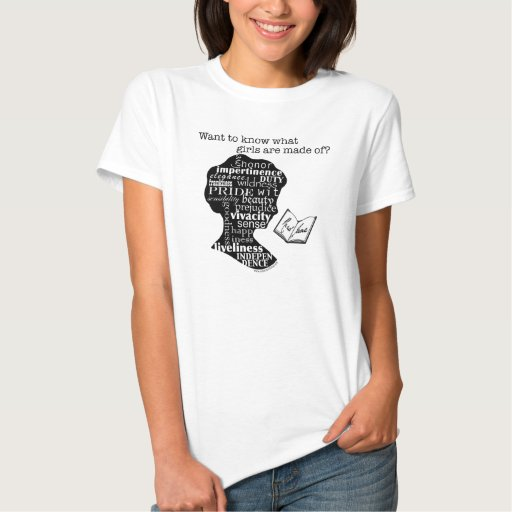 Read Jane Austen T-Shirt