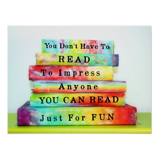 Read Just For Fun Print