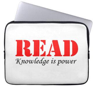 Read Laptop Sleeves