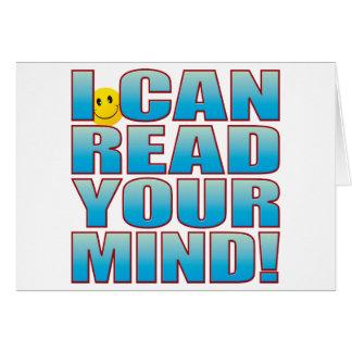 Read Mind Life B Card