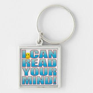 Read Mind Life B Keychain