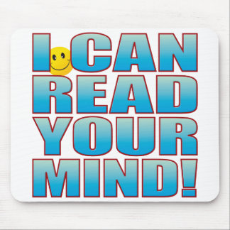 Read Mind Life B Mouse Pad