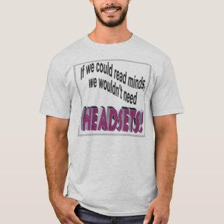 Read Minds T-Shirt
