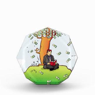 Read-more-books-and-earn-money.jpg Acrylic Award