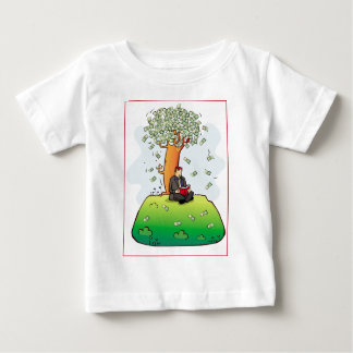 Read-more-books-and-earn-money.jpg Baby T-Shirt