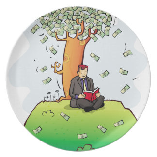 Read-more-books-and-earn-money.jpg Dinner Plate