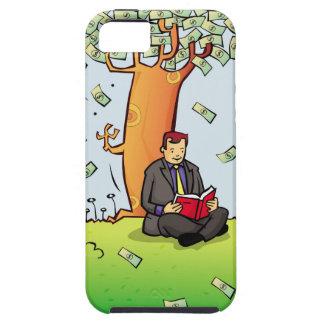 Read-more-books-and-earn-money.jpg Funda Para iPhone 5 Tough
