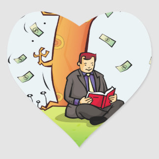 Read-more-books-and-earn-money.jpg Heart Sticker