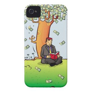 Read-more-books-and-earn-money.jpg iPhone 4 Case-Mate Cobertura