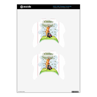 Read-more-books-and-earn-money.jpg Xbox 360 Controller Decal