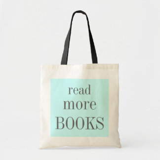Read More Books Budget Tote Bag