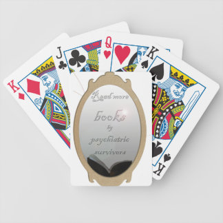 Read more books by psychiatric survivors bicycle playing cards