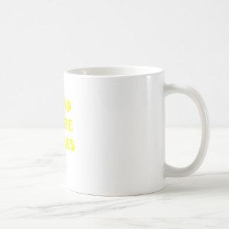 Read More Books Classic White Coffee Mug