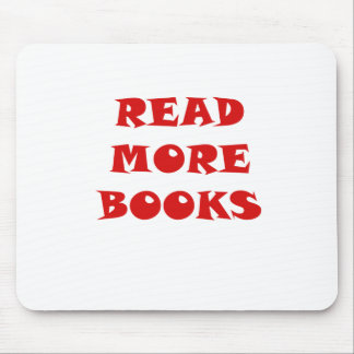 Read More Books Mouse Pad